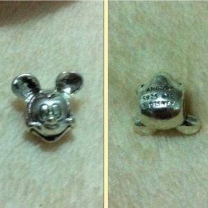 Jewelry - Disney Mickey Mouse Ale 925 Stamped Silver